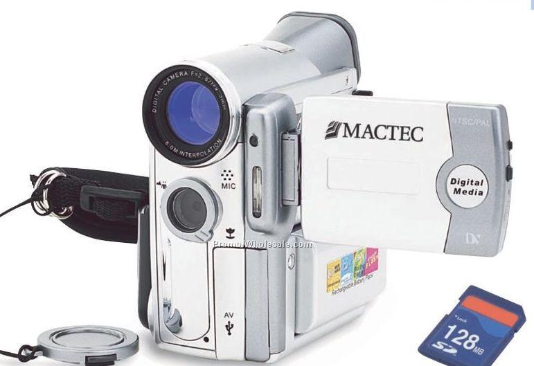 "4-1/4""x4-1/4""x2-1/2"" Digital Video Recorder/ Digital Camera"