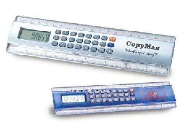 """8-1/8""""x2"""" Ruler Calculator"""