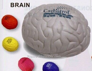 Brain Squeeze Toy