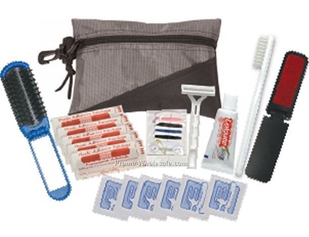 Compact Travel Convenience Kit (2 Tone)