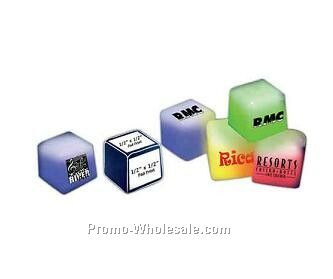 Glow Ice Cubes