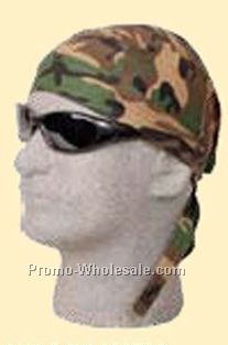 Hav-a-danna Camo Head Wrap (Screen Printed)