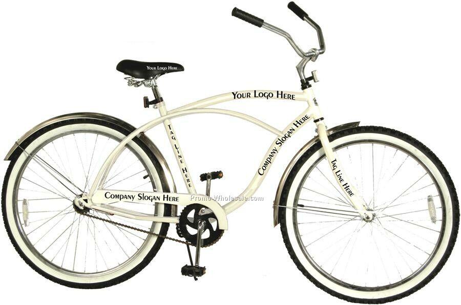 "Kent Bicycles 26"" Beach Cruiser Bicycle"