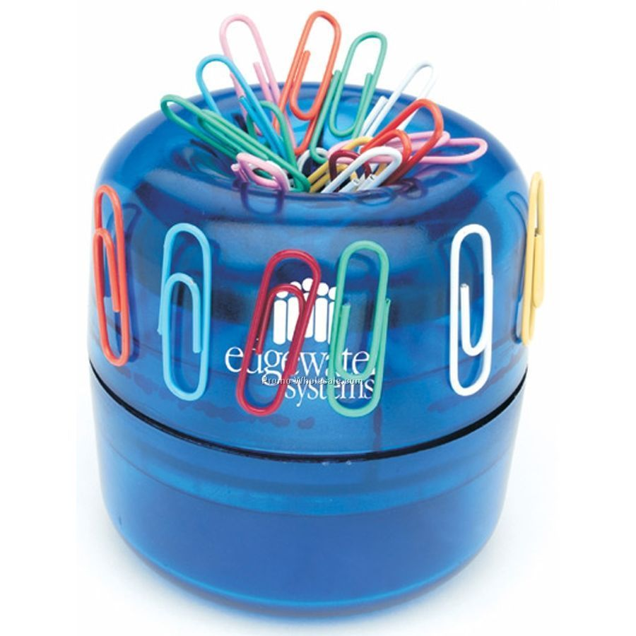 paper clip dispenser See pricing info, deals and product reviews for quill brand® magnetic paper clip holder large, holds 300 paper clips at quillcom order online today and get fast, free shipping for your.