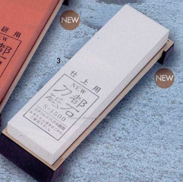Shiageto Japanese Benchstone - Fine/1500 Grit (Blank)