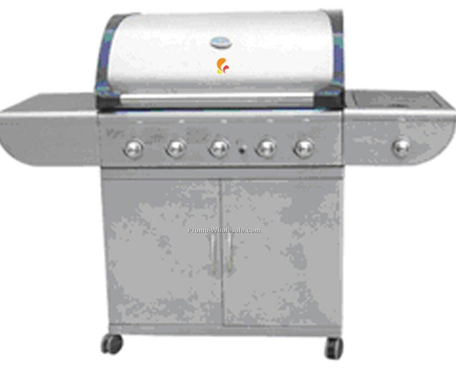 Stainless Steel Marine Barbecues / Gas Grills