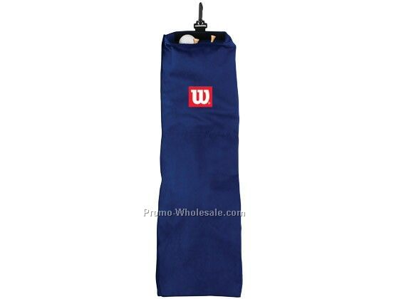 The Senior Caddy Dri-lite Golf Towel With Pouch (Blank)