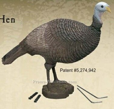 Turkey Decoy - Motion Hen