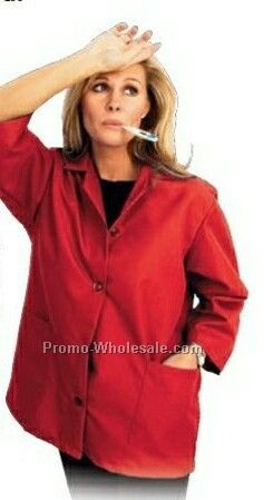 Women's 3/4 Sleeve Sleeve Smock (Colors) (2xl-3xl)