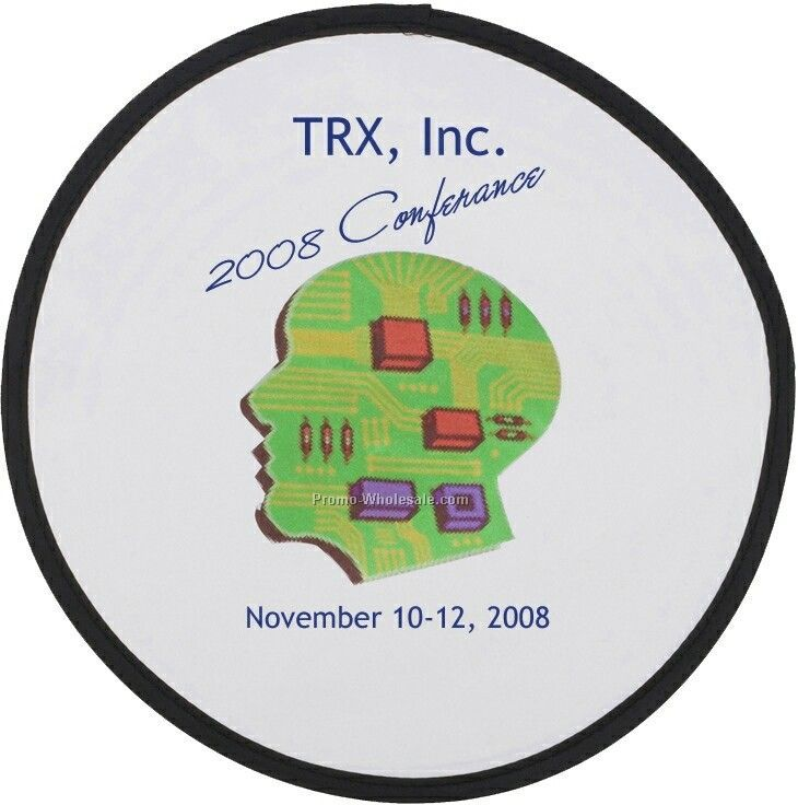 "10"" Flex Flyer With 4-color Process"