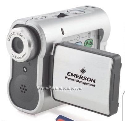 """2-3/4""""x3-1/2""""x1-3/4"""" Compact Digital Video Recorder/ Digital Camera"""