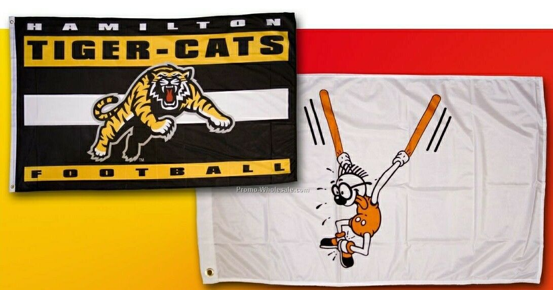 3'x5' Large Flags Or Banners - Economy
