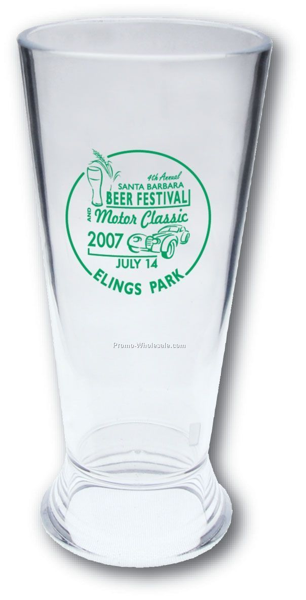 5 Oz. Styrene Pilsner Sampler Glass