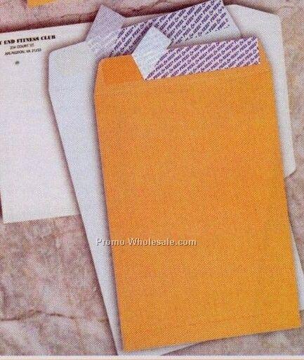 End Sub 28 Brown Envelope