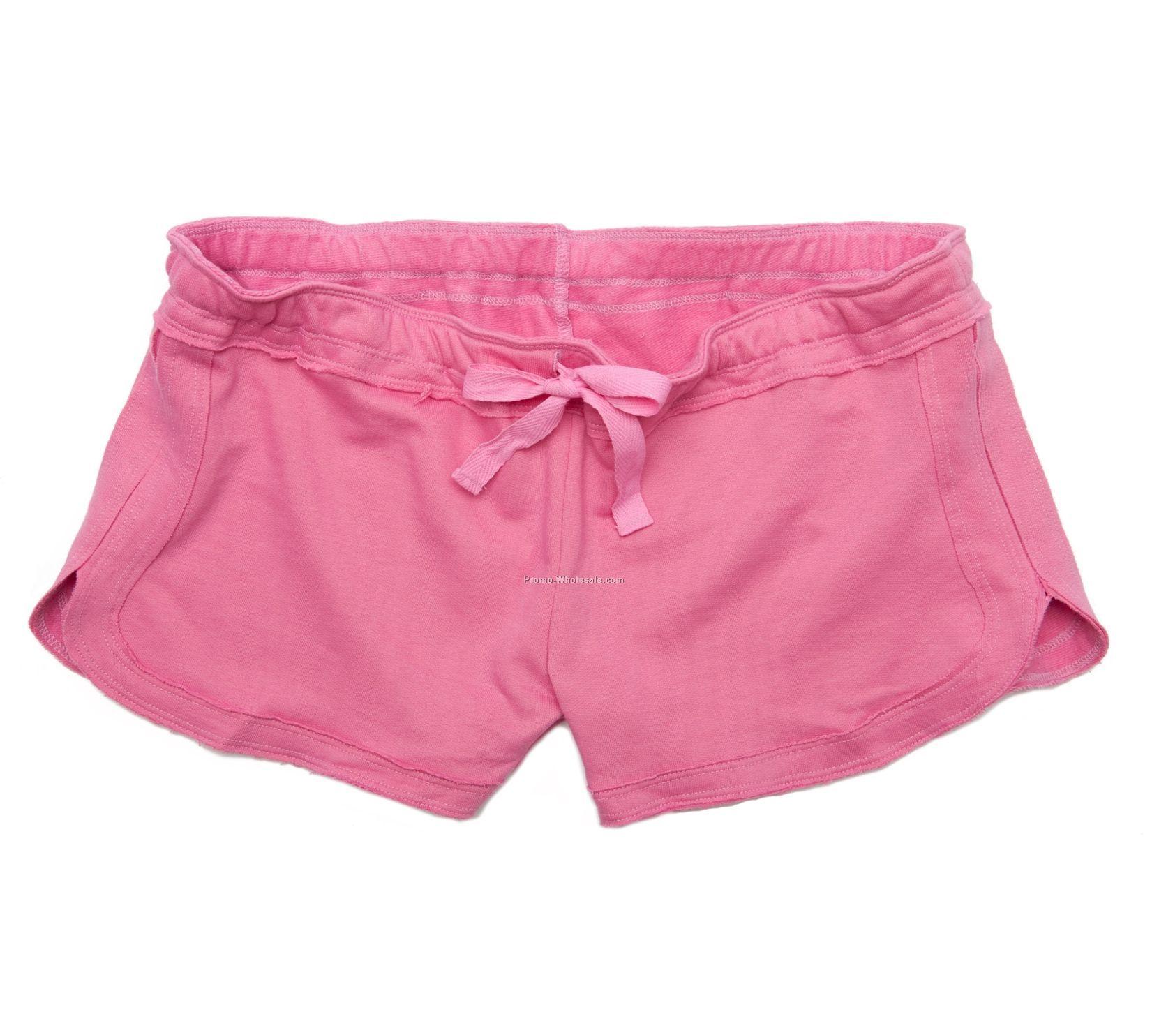 Adult Pink Chrissy Shorts (Xs-xl)