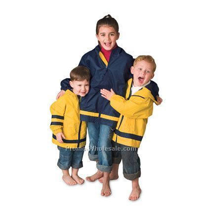 Children's New Englander Rain Jacket (Sizes 4, 5, 6, 7)