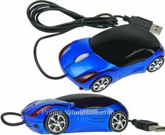 Concept Car Shaped Mouse