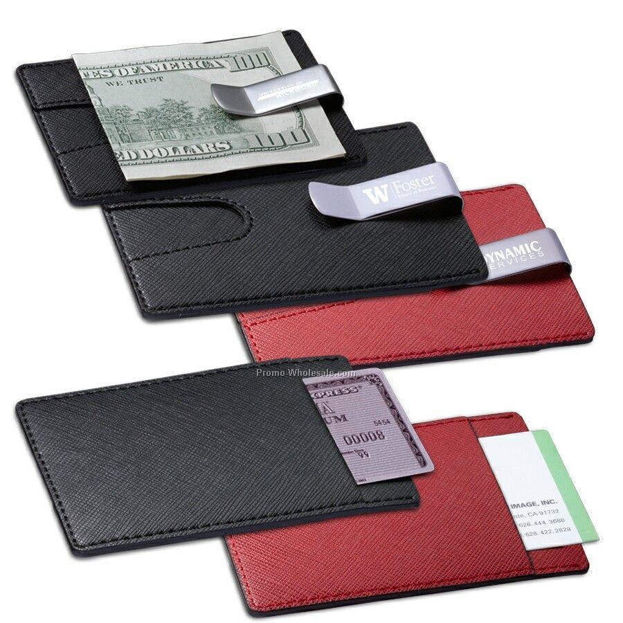 Credit card holder wmoney clipwholesale china credit card holder wmoney clip colourmoves