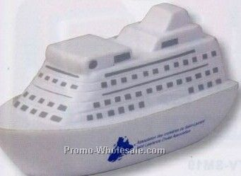 Cruise Ship Squeeze Toy