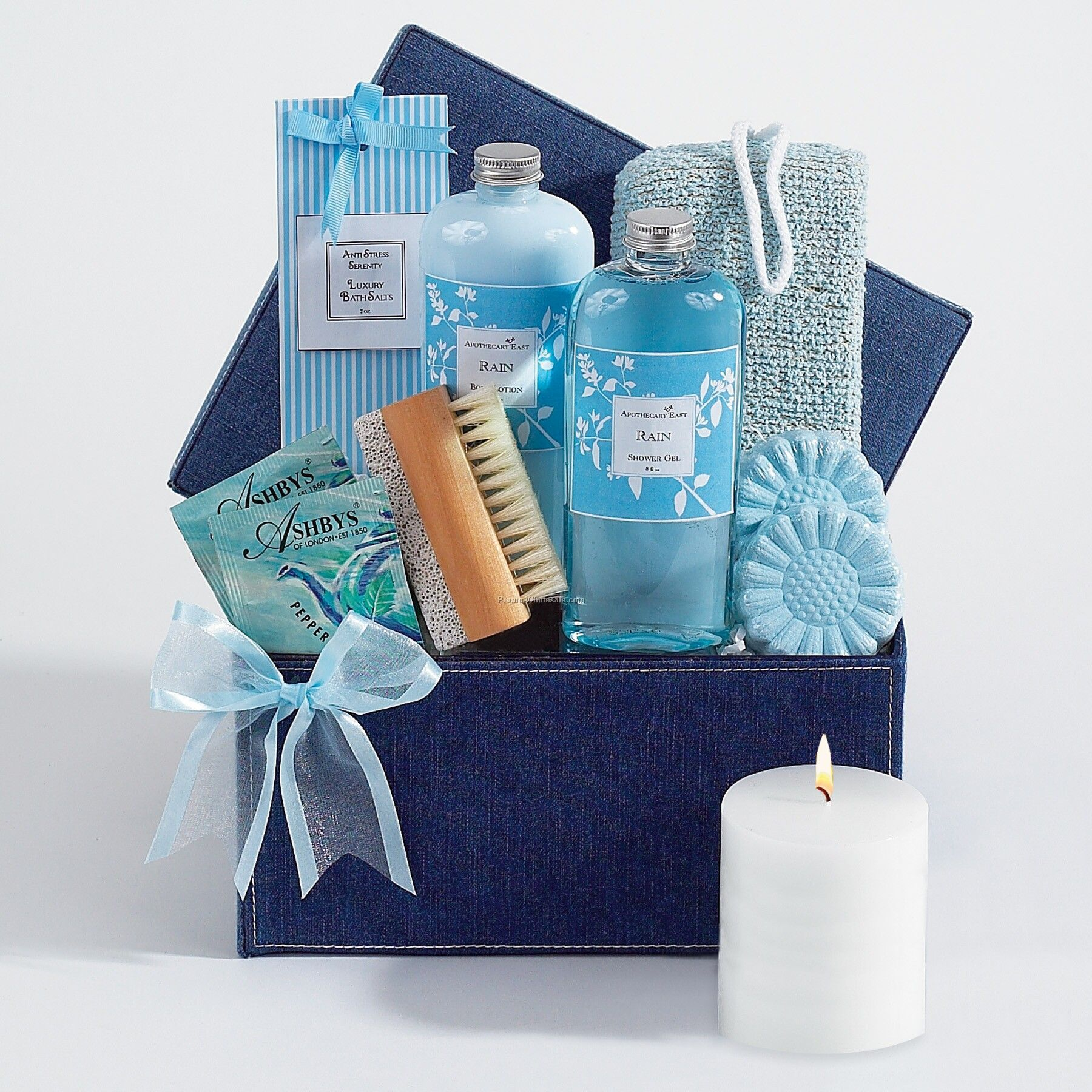 Denim Day Spa Gift Set