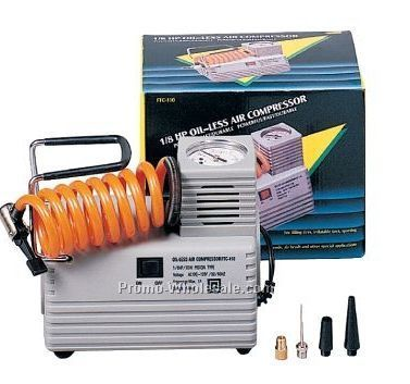Electric 1/8 Horse Power Compressor