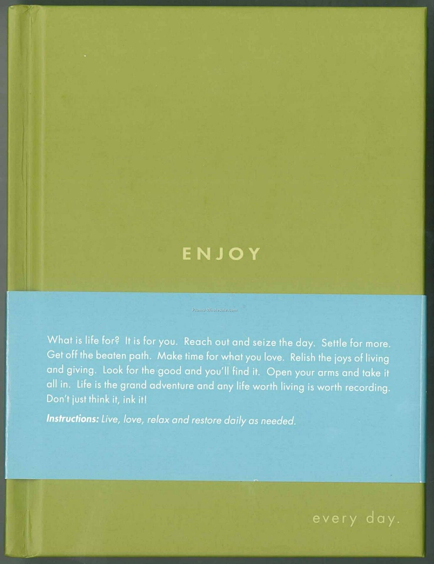 Enjoy - Every Day Journals