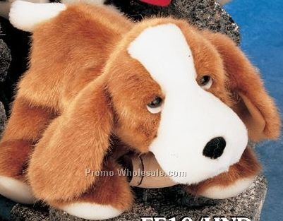 "Floppy Family Hound Dog Stuffed Animal (10"")"
