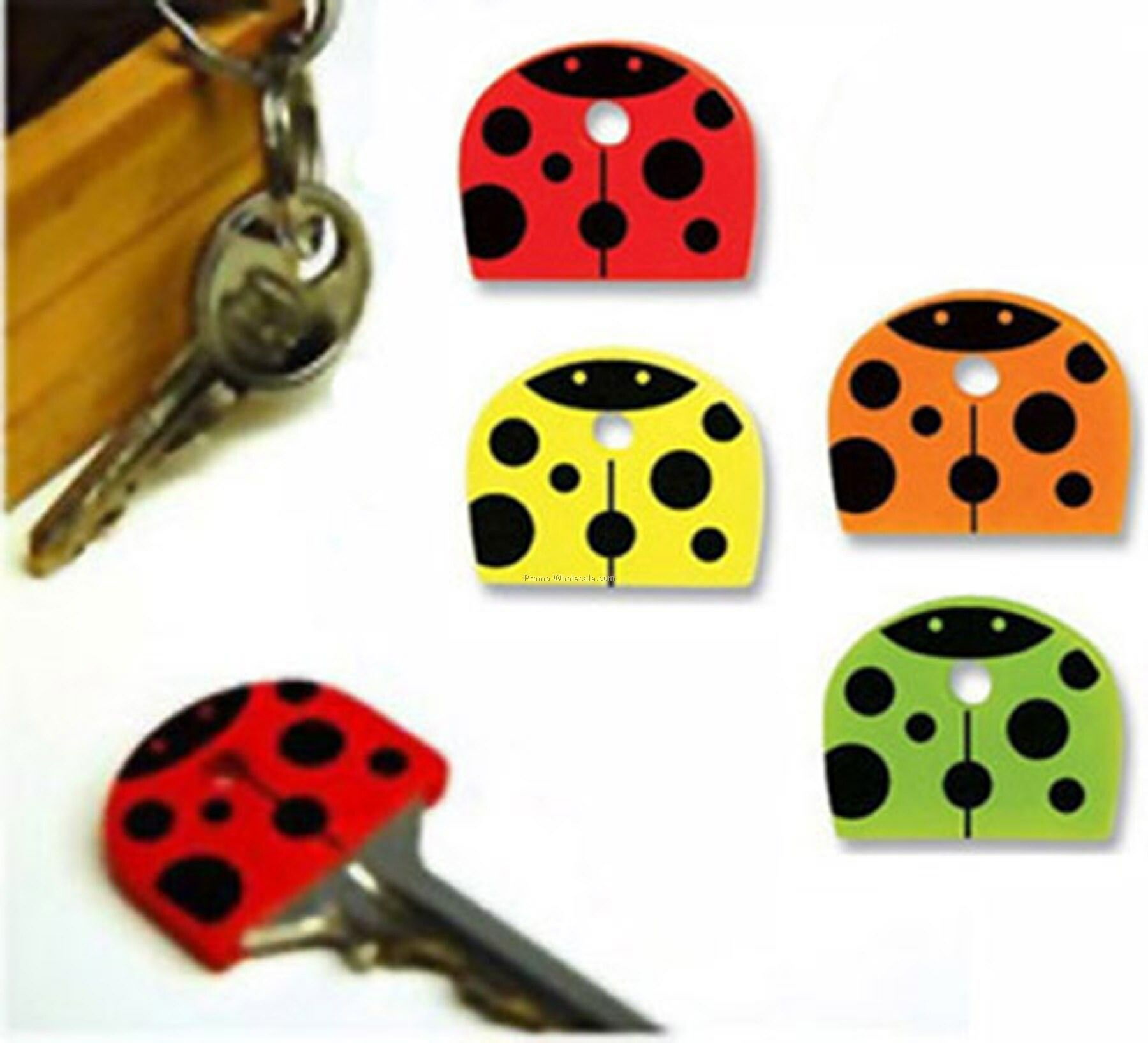 Ladybird Key Cover