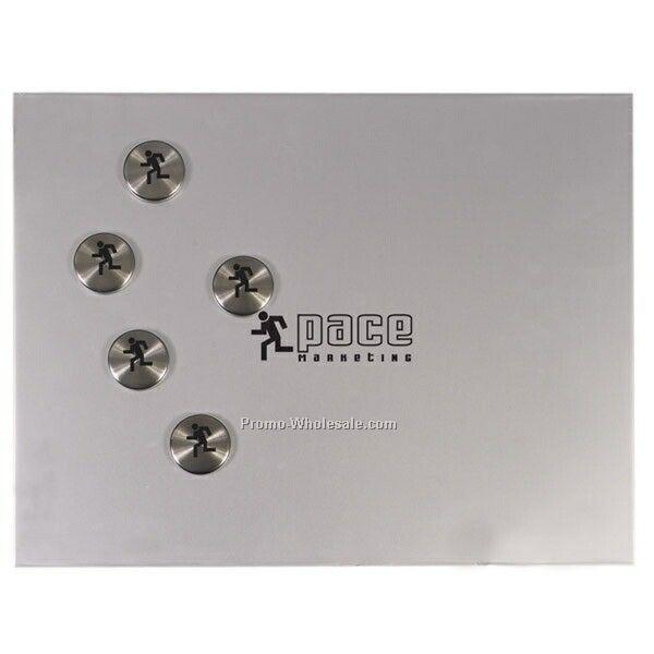 Magnetic Memo Board (Imprinted)