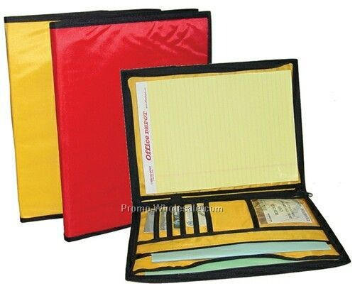 Notebook document organizer 10 1 4 x13 1 2 x3 4 for Construction organizer notebook