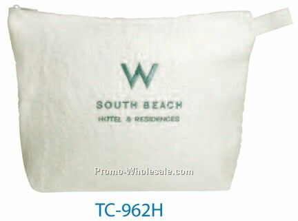 Terry Cloth Spa Bag (Usa)