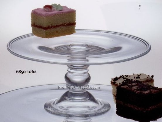 "Weston Collection 9"" Cake Stand"