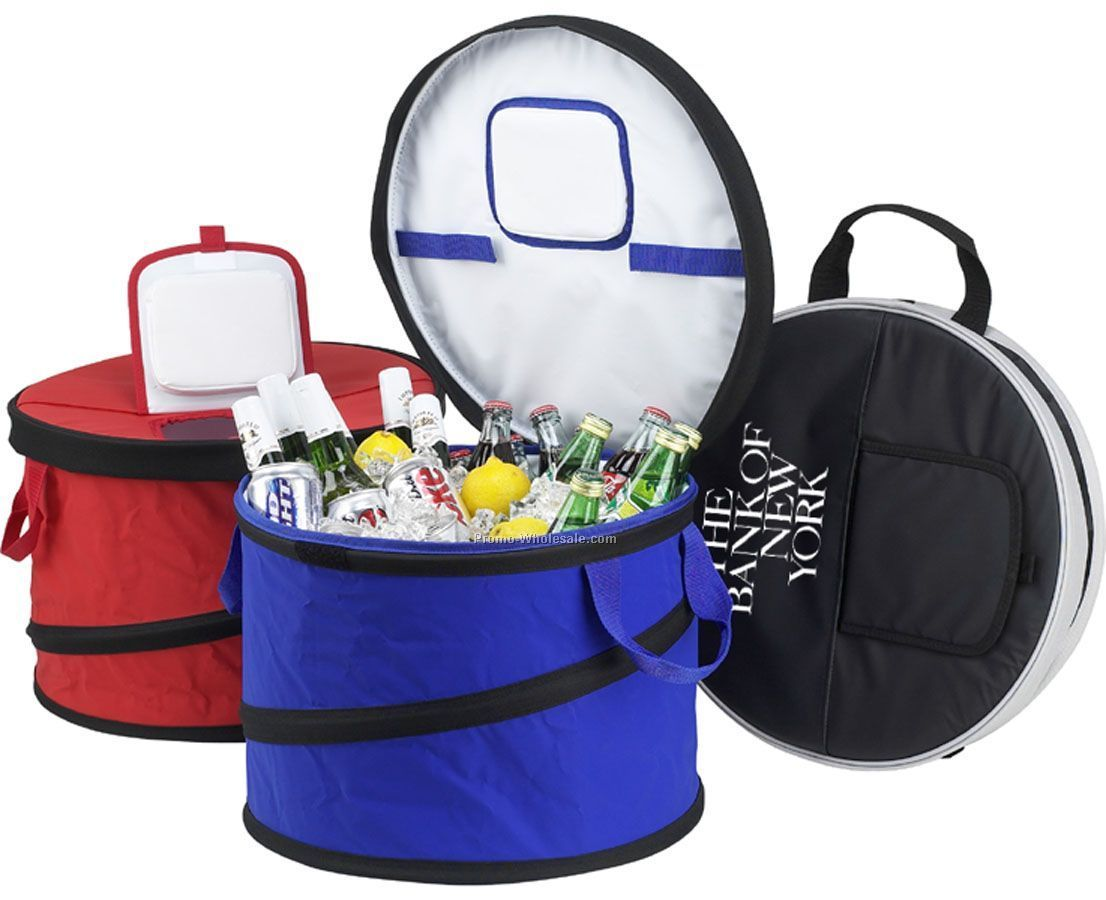 "12""x17.25"" Collapsible Party Tub Cooler"