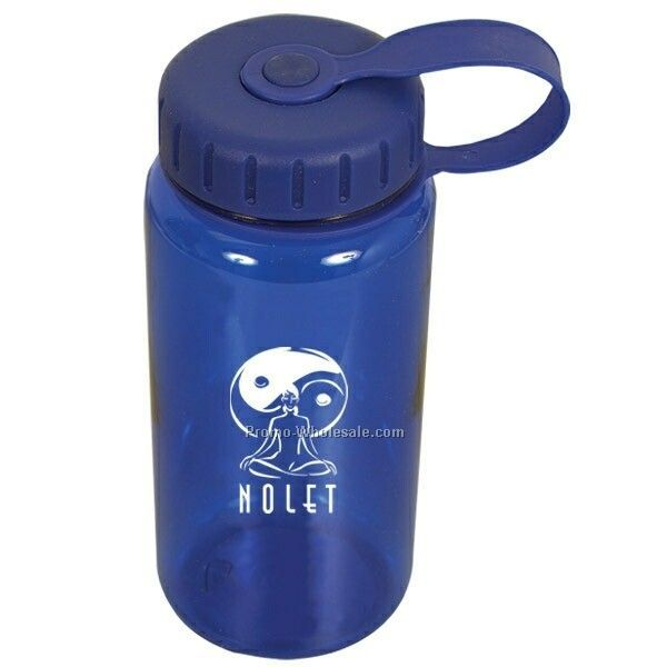 18 Oz. Small Water Bottle (Imprinted)