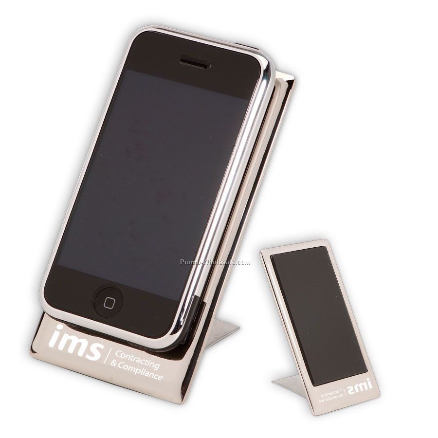"2-5/8""x4"" - Cell Phone/ PDA/ I-pod Desktop Holder"