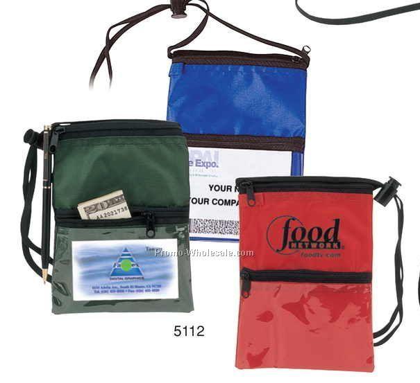 """4-3/4""""x6-1/2"""" Neck Wallet/ Badge Holder"""