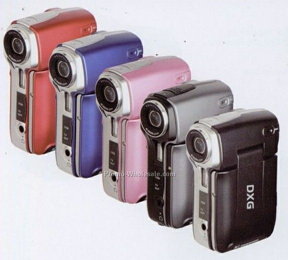 Dxg Camcorder W/ 5mp Cmos