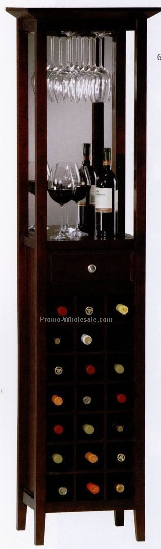 Howard Miller Potters Creek Wine And Spirits Cabinet