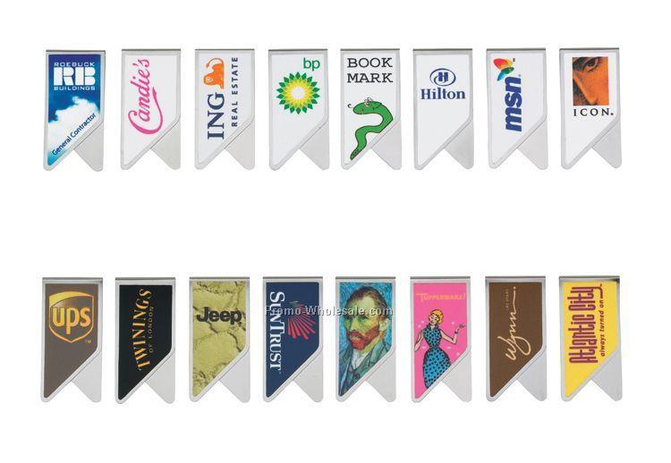 Keepaklip - Custom Full Color Logo Stainless Steel Klips