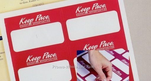 Laminating Pre-cut Pouches (Key Card)