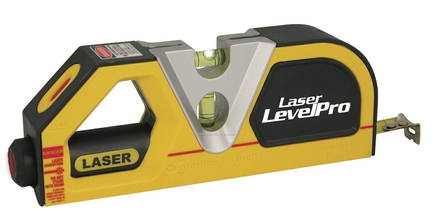 how to use a laser measure