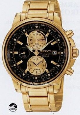 Gold Black Watches