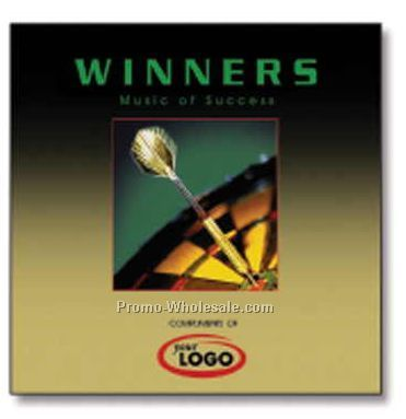 Motivational Winners Music Of Success Compact Disc In Jewel Case/ 12 Songs