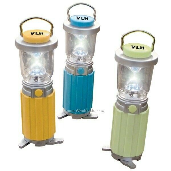 Outdoor Mini Set Of 3 Lantern (Not Imprinted)