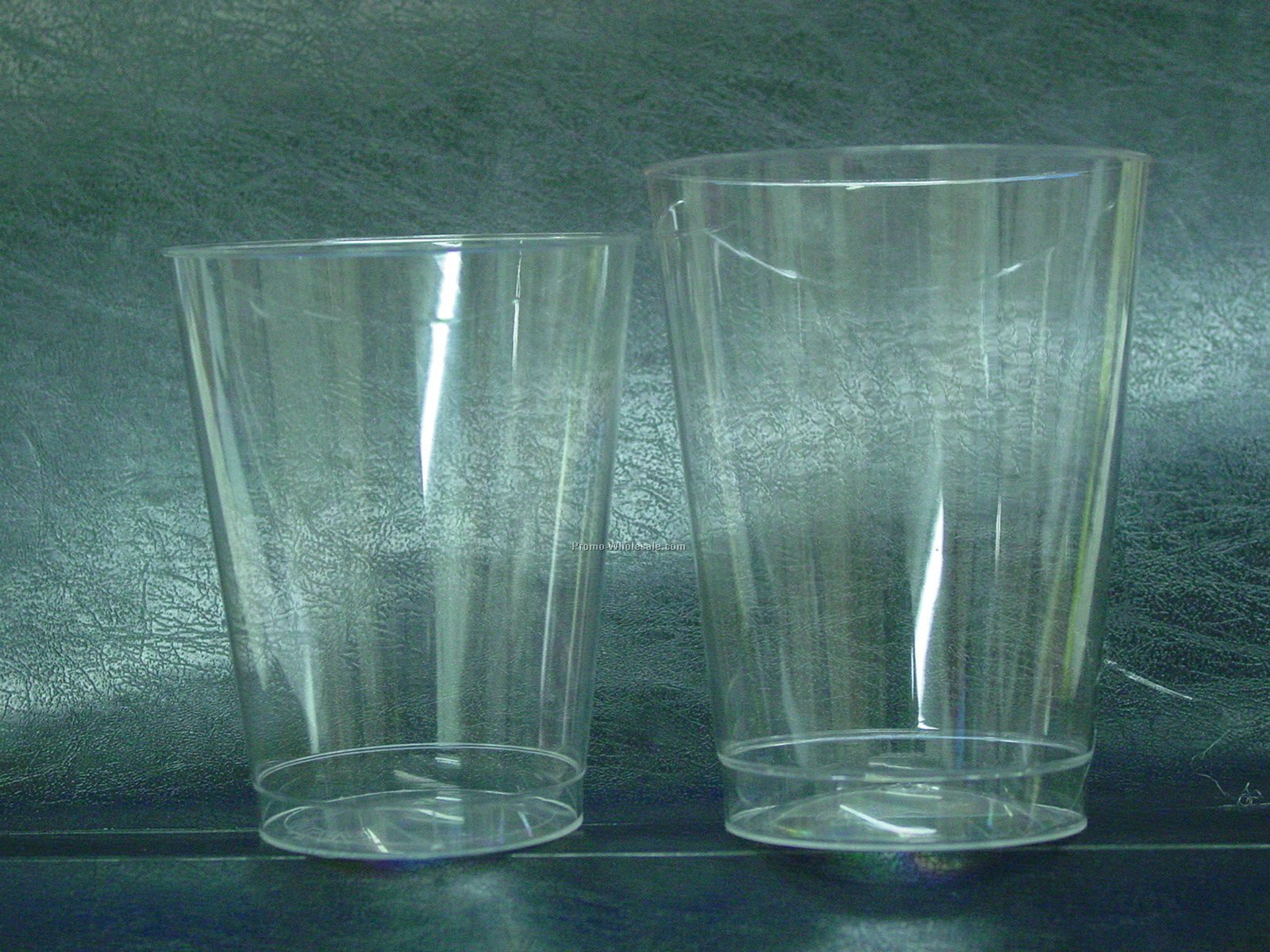 1 Ounce Clear Plastic Shot Glasses