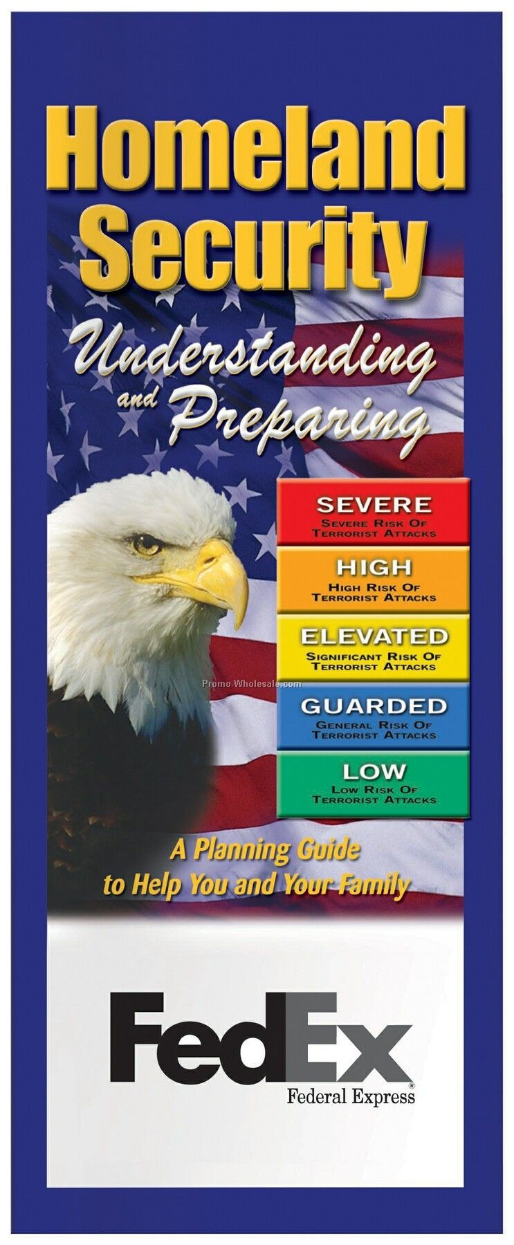 Pillowline Homeland Security Pocket Pro Brochure