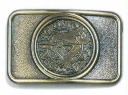 Rectangular Belt Buckle
