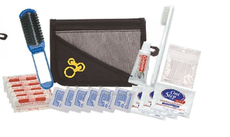 Travel Wallet Convenience Kit