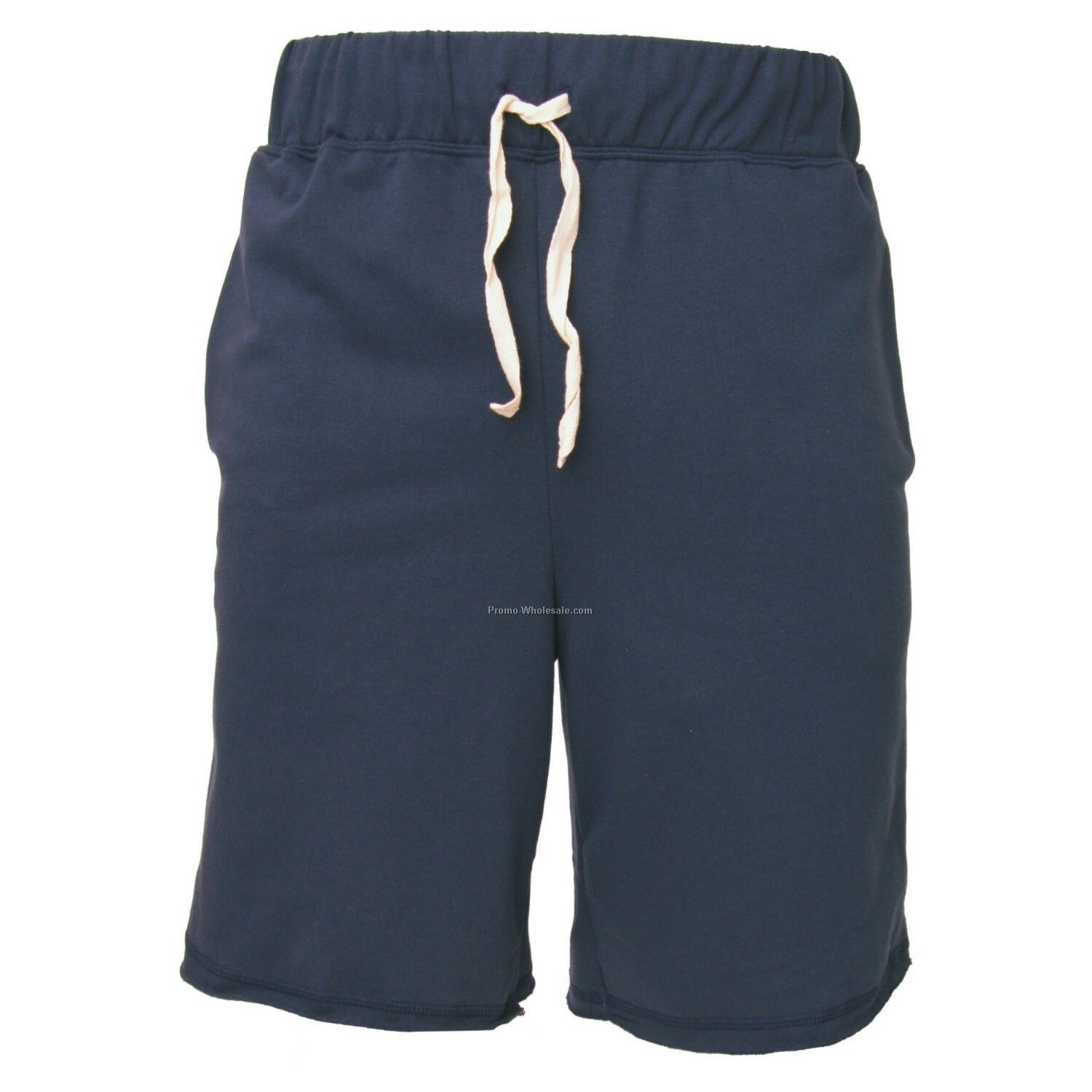 Youths' Navy Blue First Place Fleece Shorts With 2 Side Pockets (Ys-yl)