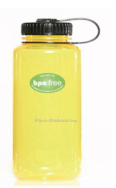 1000 Ml./32 Oz. Bpa Free Reusable Water Bottle
